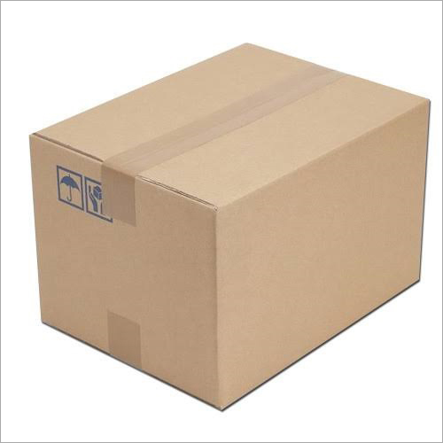 Slotted Carton Box