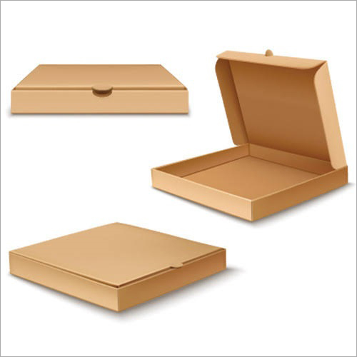 Pizza Die Cut Box