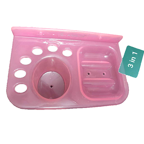 3 In 1 Soap Case
