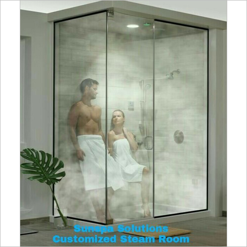 Customized Steam Room