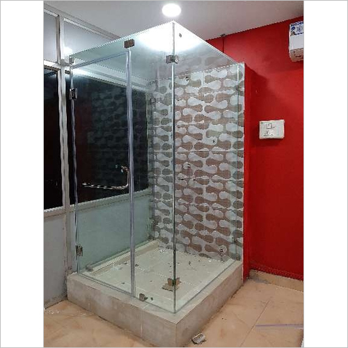 Steam Bath Glass