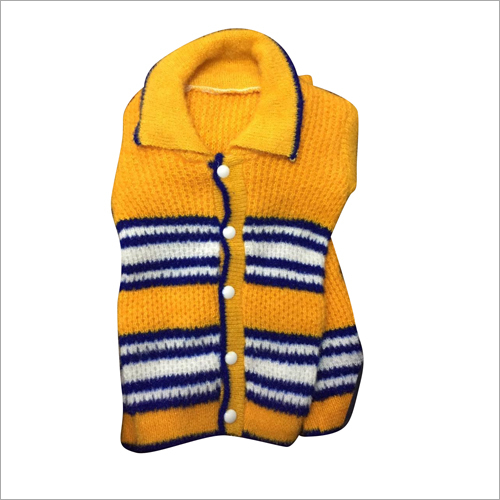 Baby Boy Woolen Sweater