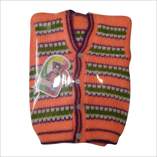 V Neck Baby Boy Knitted Sweater