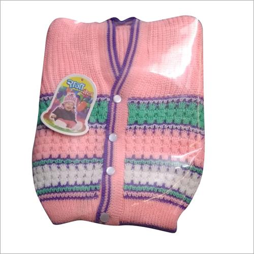 Baby Boy Handmade Woolen Sweater