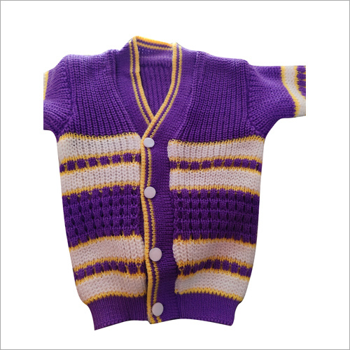 Baby Boy Winter Sweater