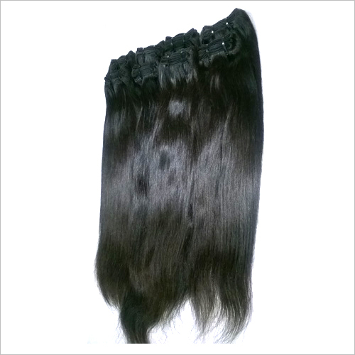 Indian Virgin Remy Unprocessed Temple Weft Hair