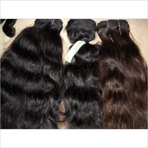 Hair Wefting