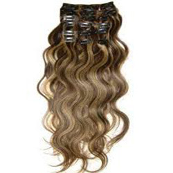 Clip On Hair Extentions
