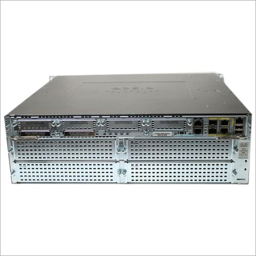Cisco 3900 Series Integrated Service Router