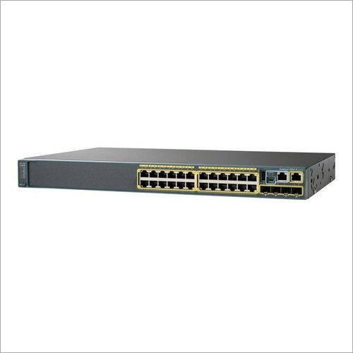 Cisco Catalyst WS-C2960X-24PD-L POE Switch