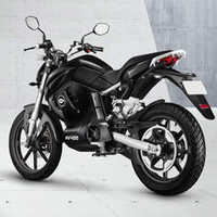 Revolt RV 400 Black Electric Bike