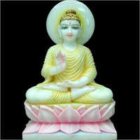 Marble Lord Buddha Statue