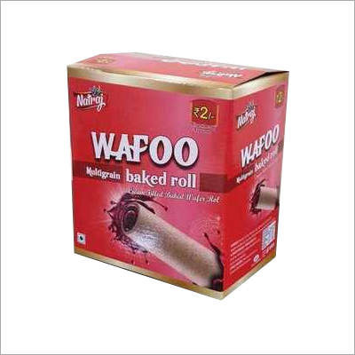 Wafer Cream Roll