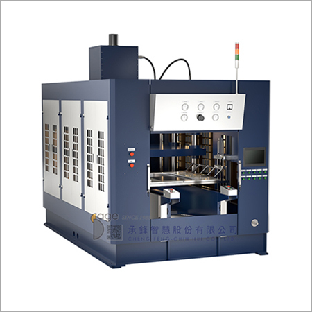 Medium Air Pressure Forming Machine (SZ-5030M)
