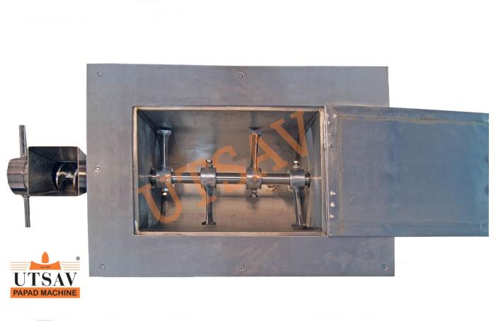 Automatic Roll Maker Machine