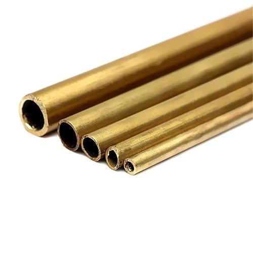 Brass Capillary Tubes