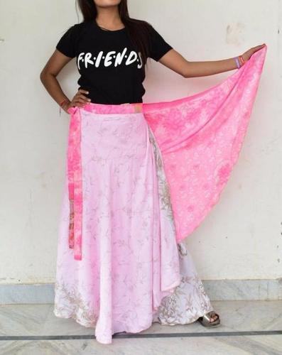 Silk Vintage Skirts