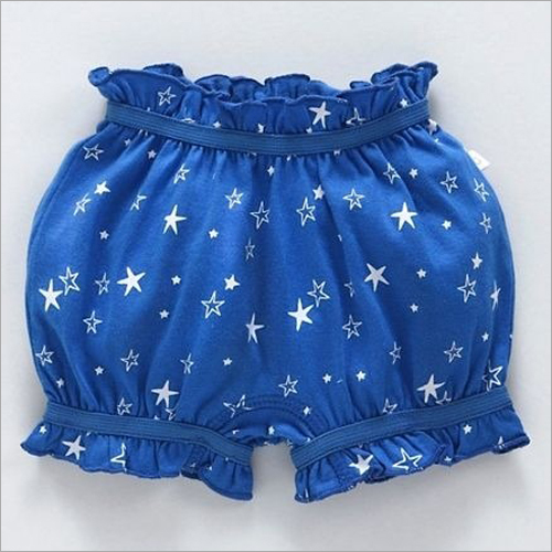 Boys Star Printed Bloomer