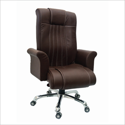 Director Leather Office Chair