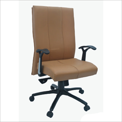 Genuine Leather Director Chair