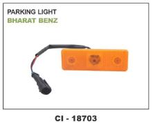 Parking Light Bharat Benz (cinew)