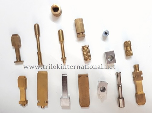 Brass Small Electronics Parts