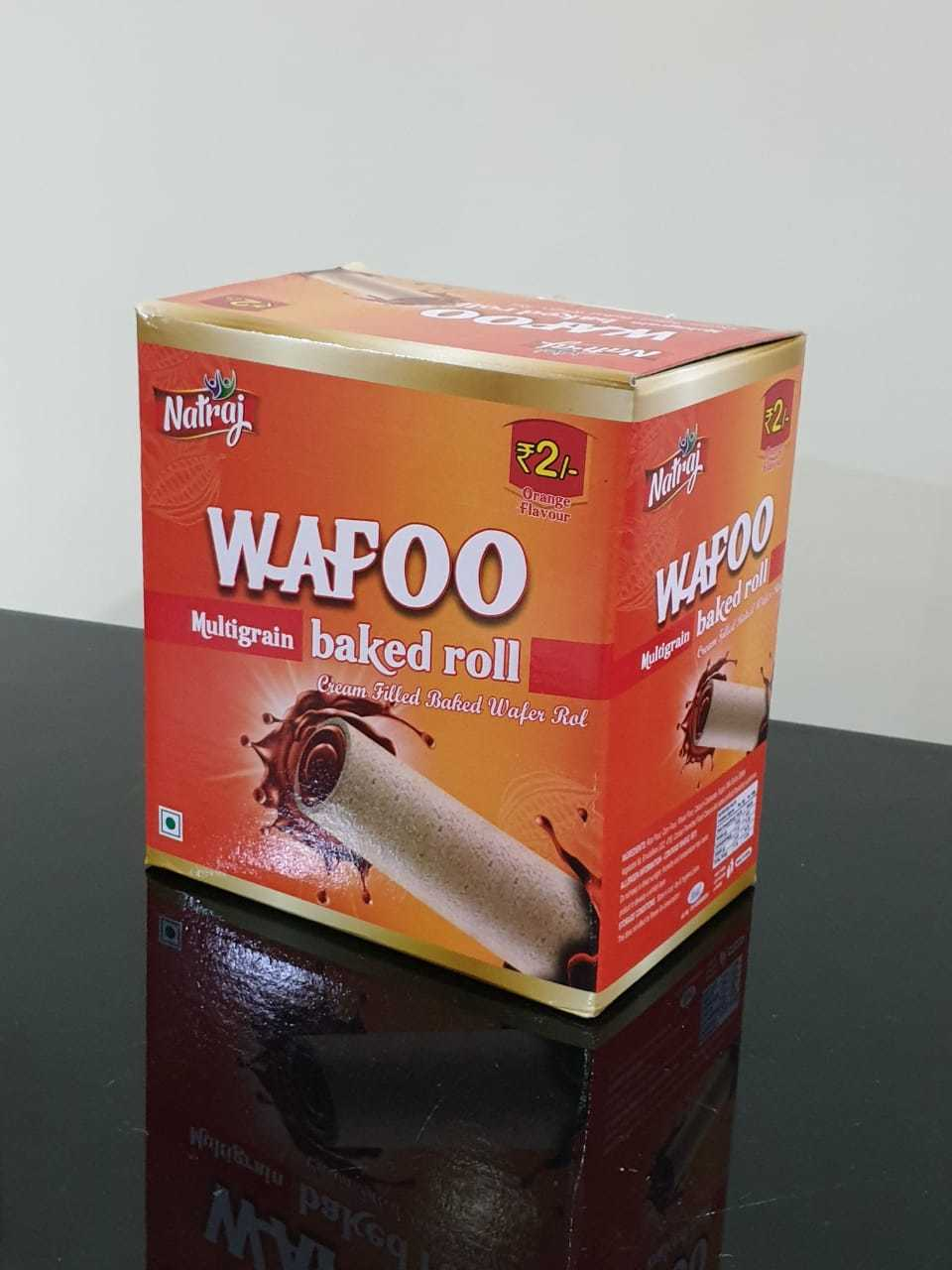 Wafer Cream Roll