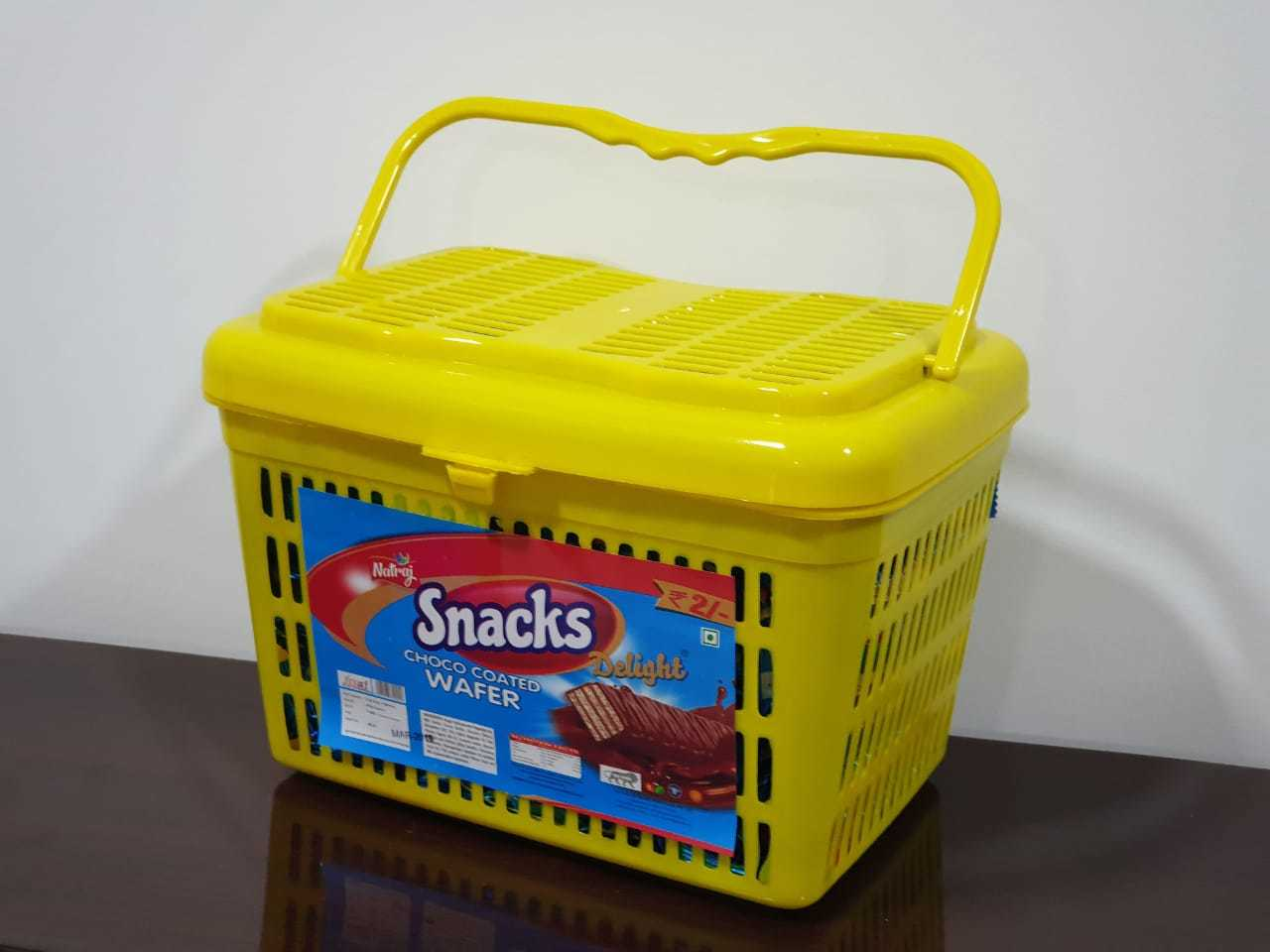Snack Delight Choco Coated Basket