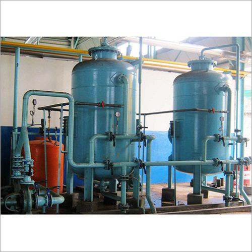 Industrial ETP Water Treatment Plant