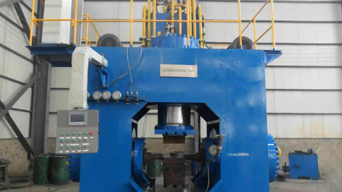 Carbon Stainless Steel Tee Machine