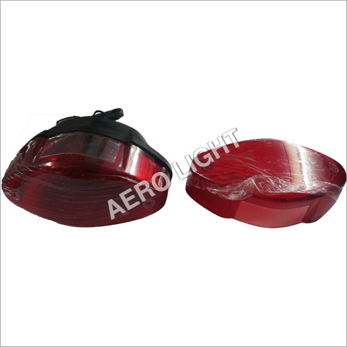 Boxer City - BM 150 - CT100 B Bike Tail Light