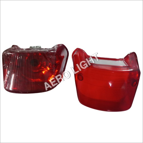 CD Deluxe - HF Deluxe Bike Tail Light