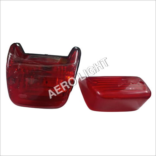 CT 100 New Model Bike Tail Light