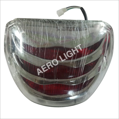 Discover 100 CC Bike Tail Light