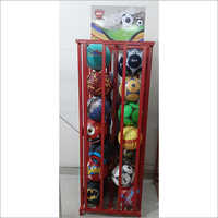 Footballs Display Stand