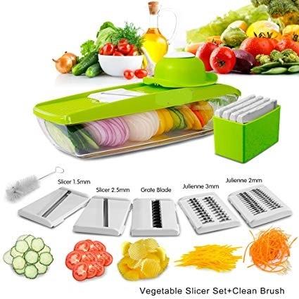 Multiple Vegetable Slicer