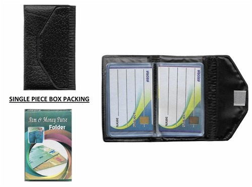 Velcro Card Holder