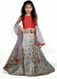 Kids Fancy Lehega Choli