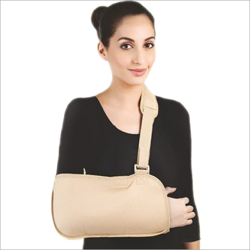 Shoulder And Arm Immobilizer