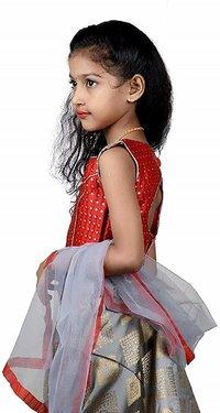 Kids Fancy Lehega Choli