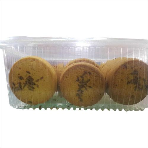 Baked Jeera Cookies