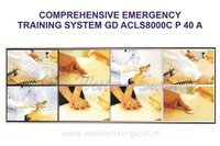 COMPREHENSIVE EMERGENCY TRAINING SYSTEM GD ACLS8000C