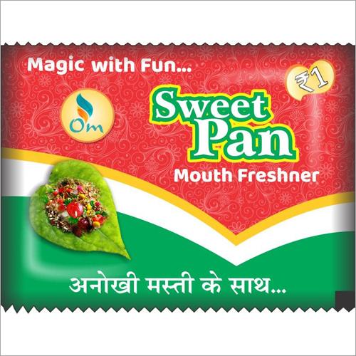 Sweet Pan Mouth Freshener