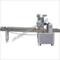 Cream Wafer Biscuit Packing Machine
