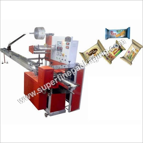 Confectionery Items Packaging Machine