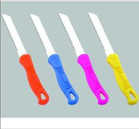 Plastic Handle Kitchen Knife