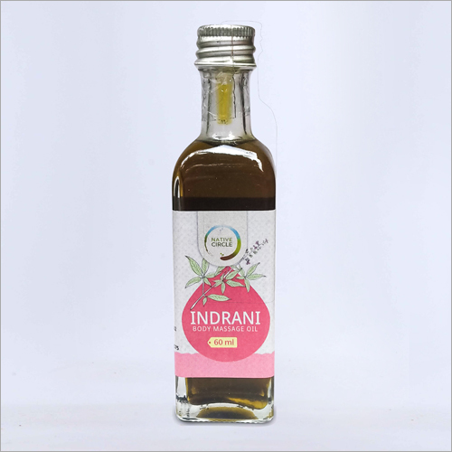 60ml Indrani Body Massage Oil