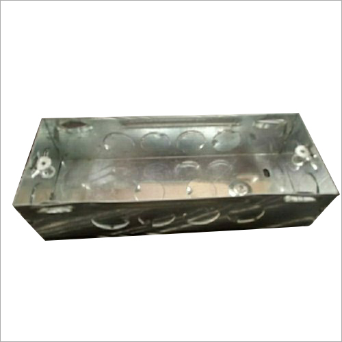 GI Electrical Metal Switch Box