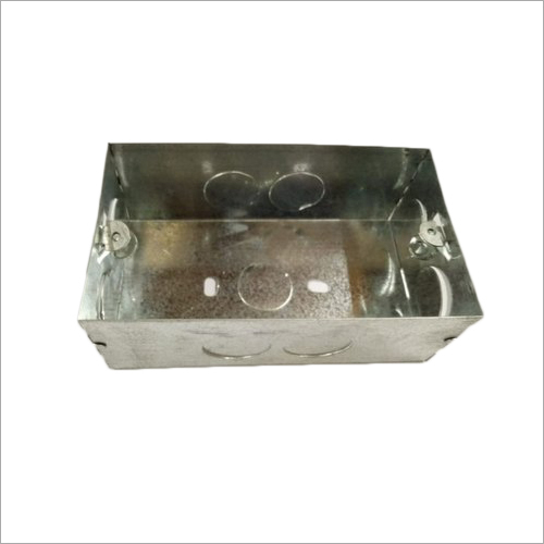 Wall Mounted Electrical Metal Switch Box