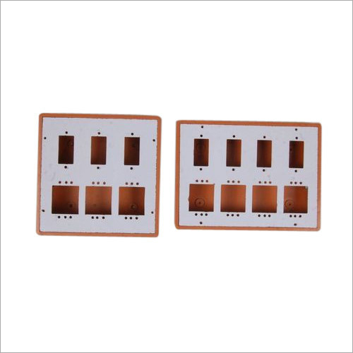 PVC Brown Switch Board Box